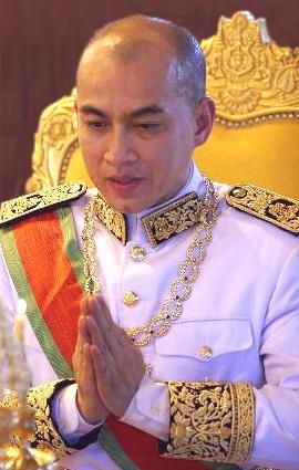 cambodia-sihamoni