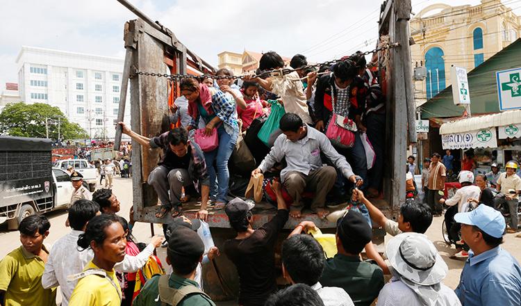 이민노동자 단속
