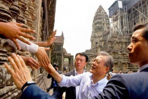 002  대통령 캄보디아 방문