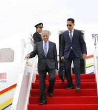 03 말레이시아 총리 방문