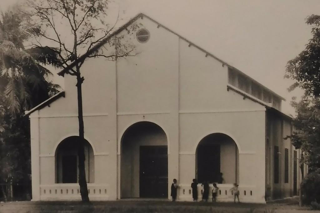 1948 바탐방 C&MA 교회