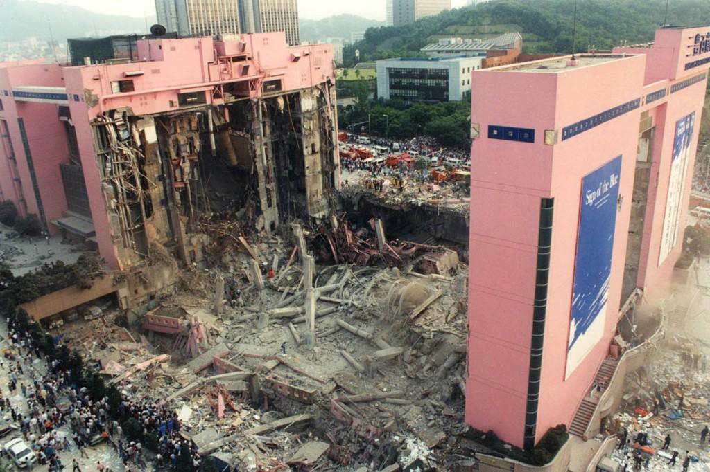 삼풍백화점 붕괴사고는 대한민국 안전불감증 및 전형적인 부실, 비리가 엮인 인재였다.