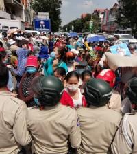 001 훈센총리 시위