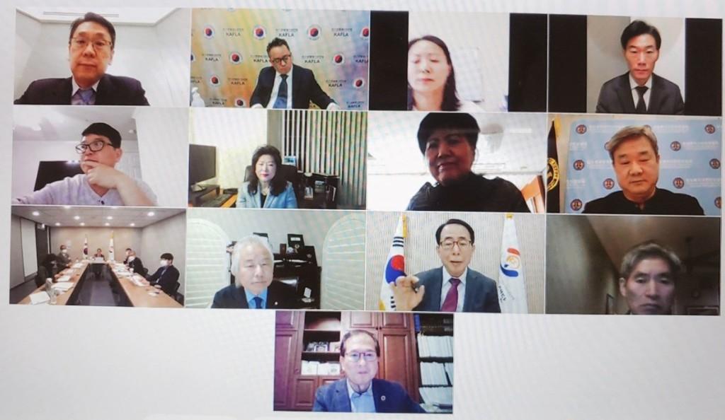 [사진자료] 동포사회와의 소통을 위한 '찾동(찾아가는 동포재단)' 프로그램 활성화(3.17) 1copy