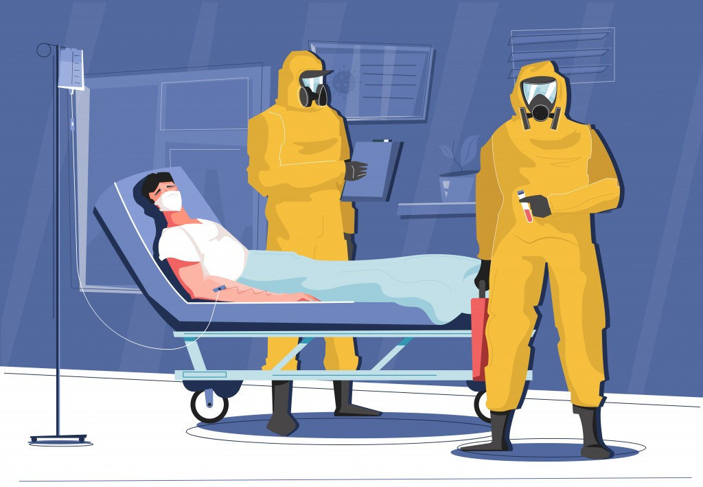 Infectious Disease Hospital Composition