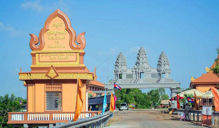 2021-06-01 캄보디아-베트남 양국 협력과 무역증진을 위해 새 국경이 문을 열었다. 팬데믹 상황으로인해 정식 개통식은 하지 않았다.
