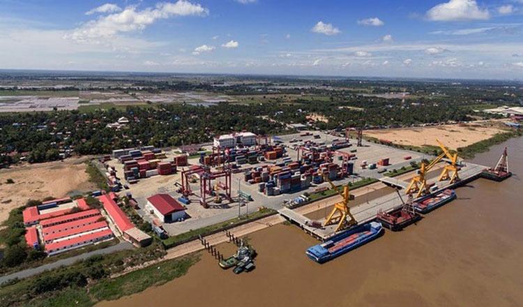 2021-06-16 프놈펜자치항(PPAP)가 힘든 코로나 시국에도 연 37퍼센트 성장하며 건실함을 과시하고 있다