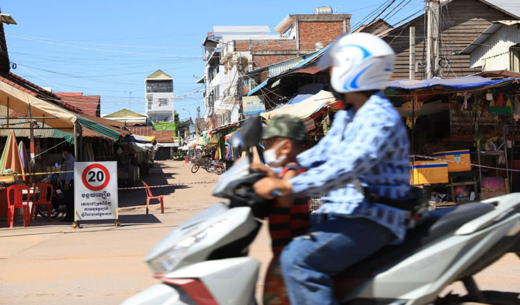 시엠립 주 정부는 코로나19의 효과적인 통제를 위해 로우 트마이 시장의 폐쇄를 2주 더 연장하기로 결정했다.