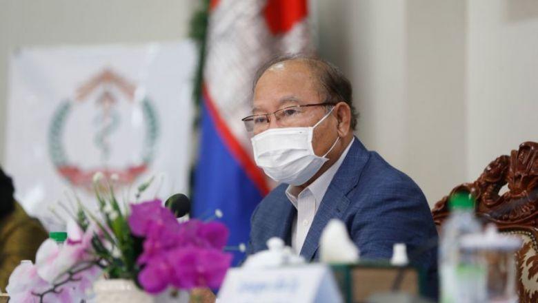캄보디아 보건부는 국민들에게 델타바이러스 감염에 각별히 유의할 것을 당부하고 있다