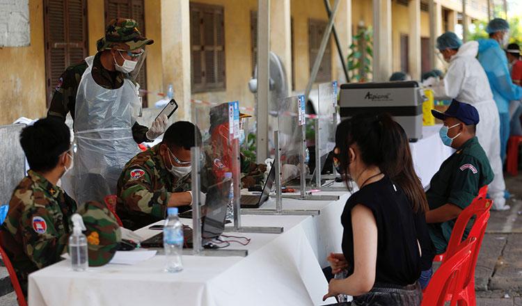 캄보디아 정부는 지방 주민 대상 접종 캠페인을 가속화 하고 있다