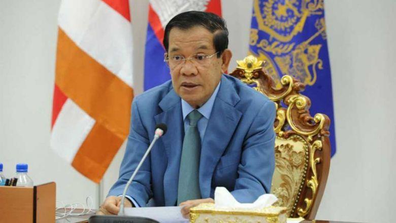 훈센 총리가 백신 접종이 되는대로 프놈펜, 껀달, 시하누크빌 학교를 재개교하겠다고 밝혔다