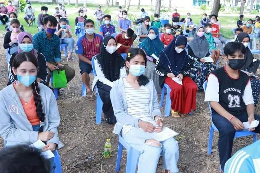 청소년 백신 접종3