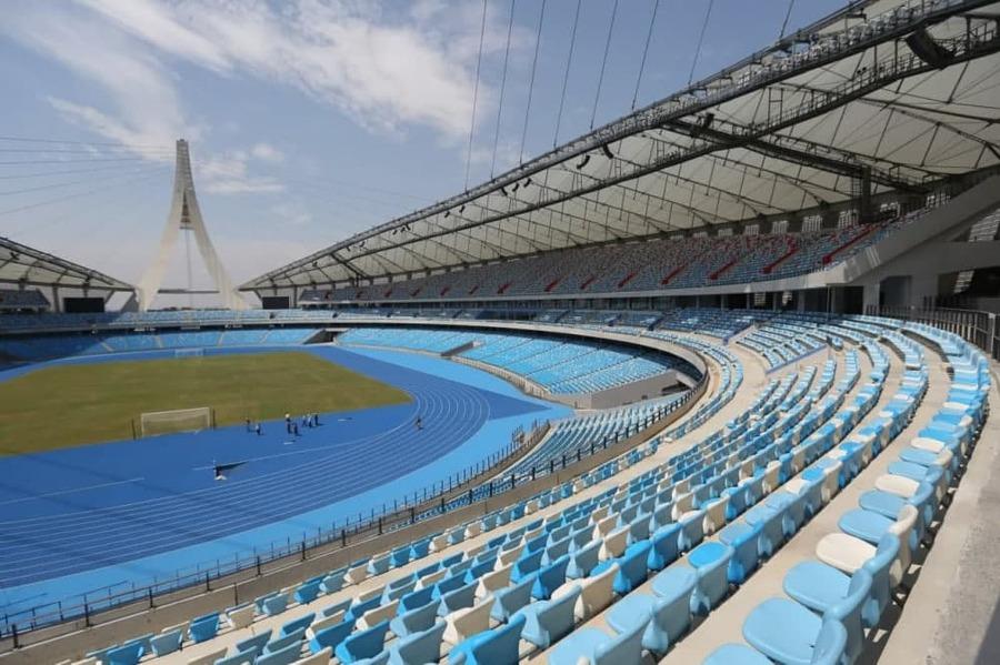 2023 아세안게임이 열리는 모로독데쪼 종합경기장